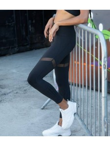 Tombo Ladies Panelled Leggings